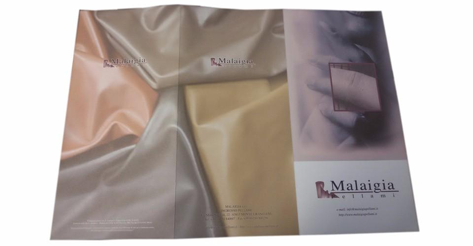 Brochure – Tipografia – Munus pubblicità – Fermo – Marche