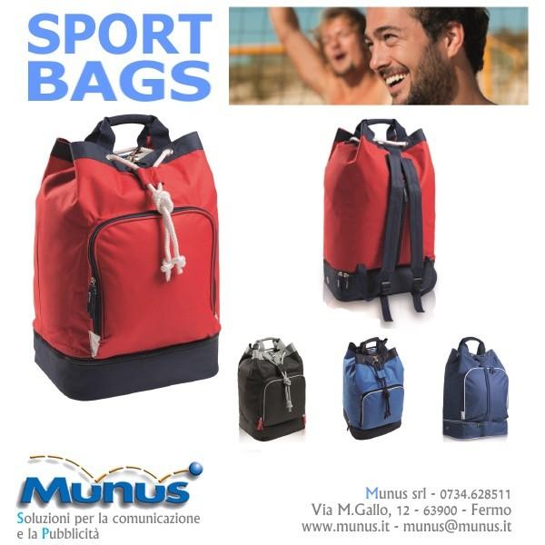 SPORT BAGS 09