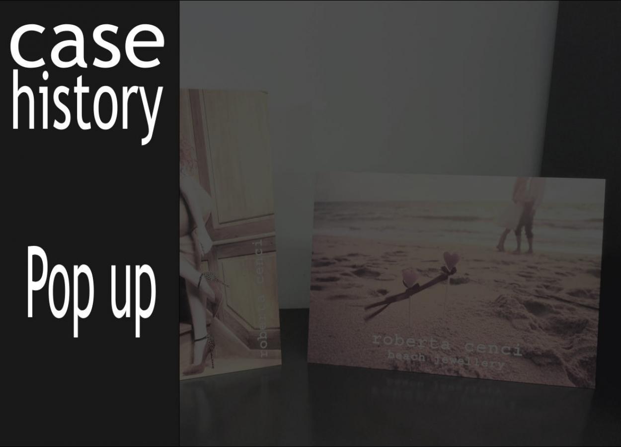 case history popup