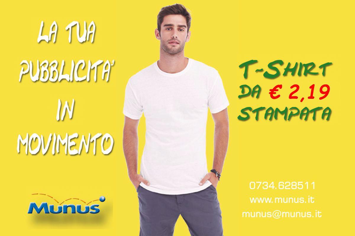 Munus Fermo – promo marzo 2015 – Tshirt