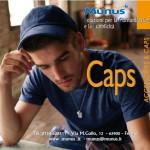 Caps -Munus pubblicità fermo - Gadget Cappelli personalizzati -2015