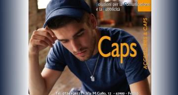 Caps – Cappelli: metti in testa una buona idea!