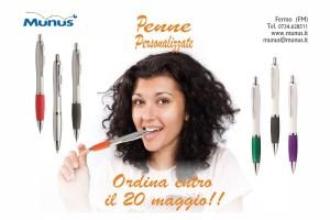 Penne - pubblicità Fermo - Promozione Munus