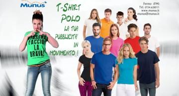 Promozione Polo e T-shirt