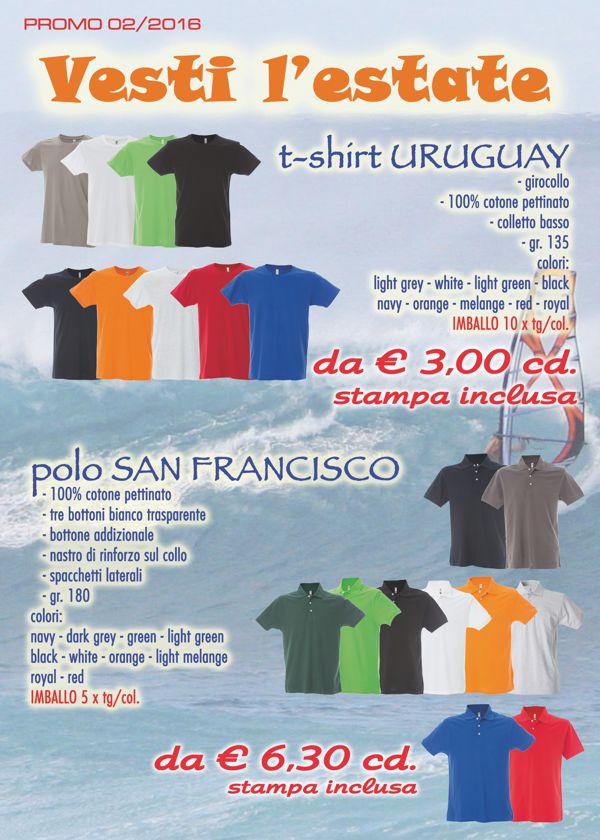 Polo Tshirt - pubblicità Fermo - Munus srl