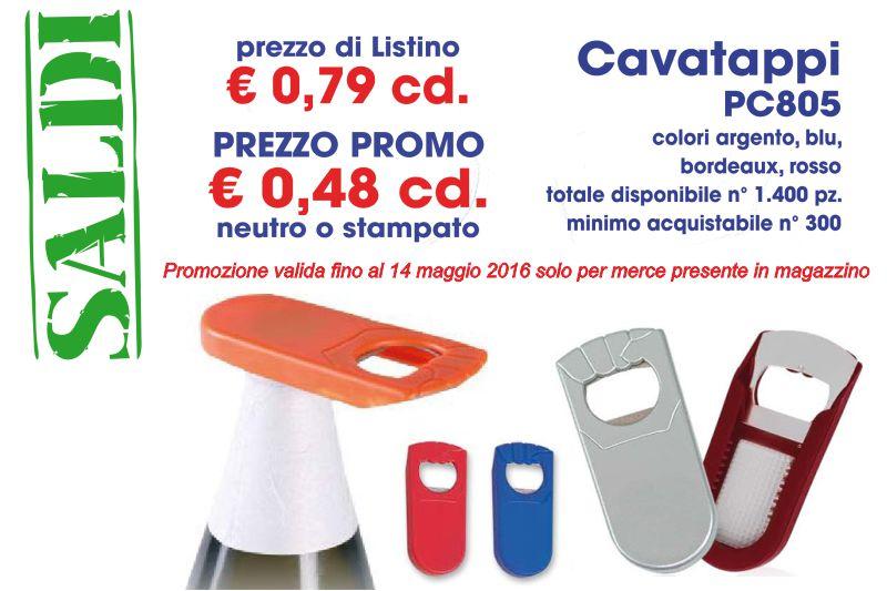 Cavatappi promo - munus gadget - Fermo