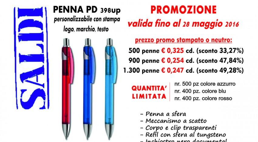 Uno scatto di penna