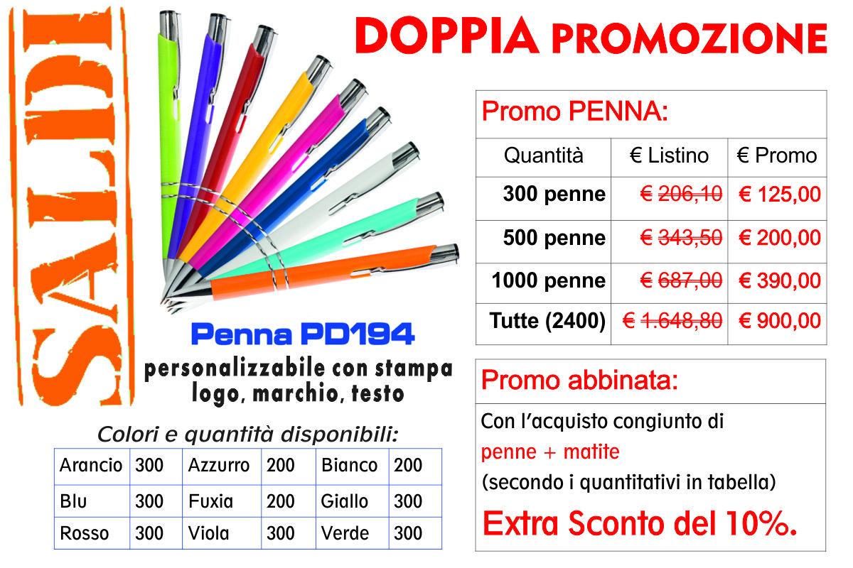 PROMO PD194 - munus pubblciità - Fermo